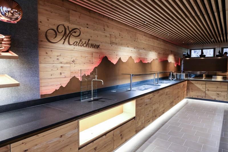 Hotel Matschner – Buffet