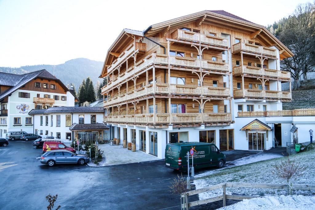 Natur und wellness hotel hoeflehner