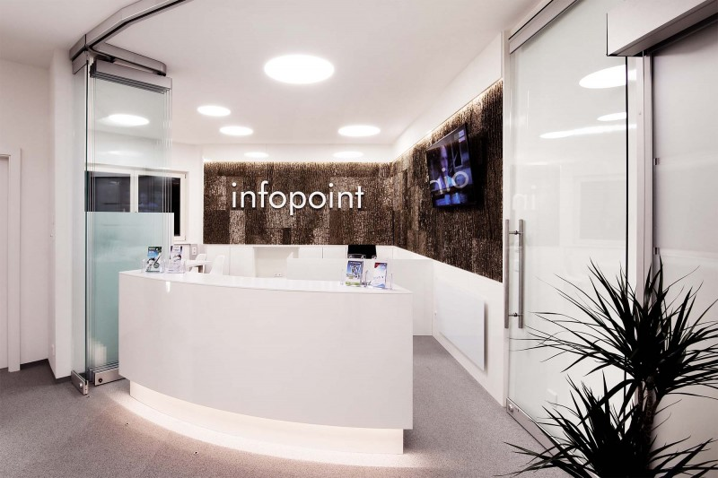 Infopoint – Hauser Kaibling