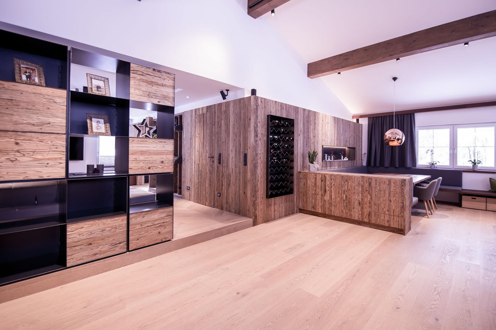 Gesamtkonzept Wohnung G. - Innenarchitektur by Kotrasch