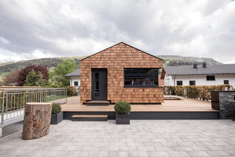 Gartenhütte N18