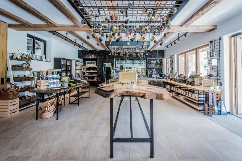 Kohlröserlhütte Shop